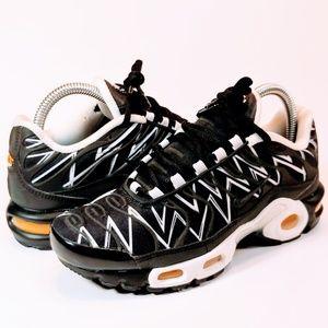 🆕 Nike Air Max Plus TN Black Shark Running Shoes